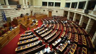 Βουλή: Πέρασε κατά πλειοψηφία το φορολογικό νομοσχέδιο