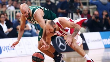 LIVE: Παναθηναϊκός ΟΠΑΠ – Ολυμπιακός (Ημίχρονο 46-39)