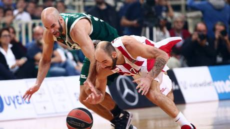 LIVE: Παναθηναϊκός ΟΠΑΠ – Ολυμπιακός (Τέλος κανονικής διάρκειας 86-86)