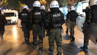 Θεσσαλονίκη: Πρόλαβε επεισόδια η ΕΛ.ΑΣ. - Τέσσερις προσαγωγές