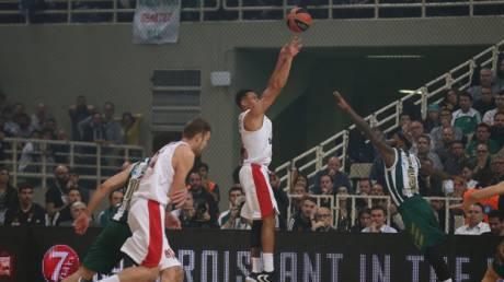 Παναθηναϊκός ΟΠΑΠ-Ολυμπιακός 99-93: Ασταμάτητος ο Ράις του έδωσε τη νίκη στο ντέρμπι