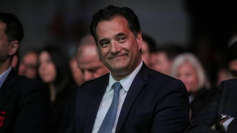Μπαράζ επαφών Γεωργιάδη με Αμερικανούς επενδυτές – Τα τετ α τετ του υπουργού Ανάπτυξης στη Νέα Υόρκη