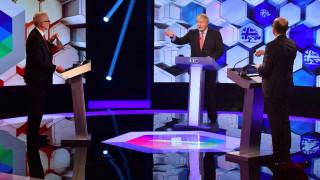 Βρετανία: Χωρίς ξεκάθαρο νικητή η τελευταία τηλεμαχία Τζόνσον - Κόρμπιν