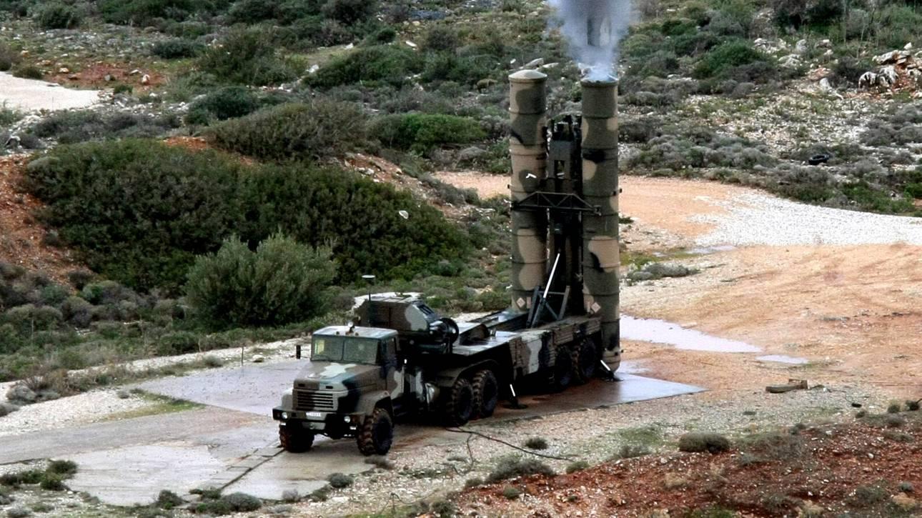 Yeni Safak: Η Ελλάδα ενεργοποίησε τους S-300 στην Κρήτη