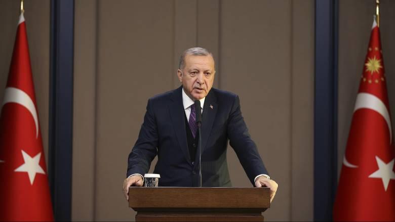 Ερντογάν: Η συμφωνία μας με τη Λιβύη εστάλη στον ΟΗΕ
