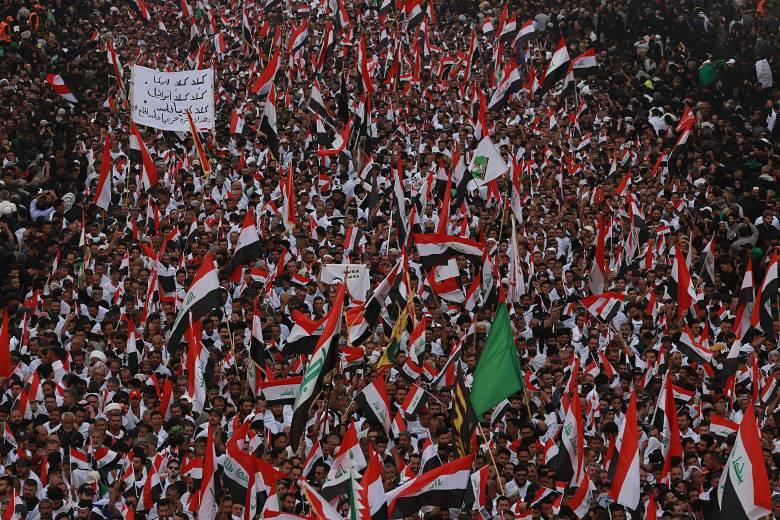 Ιράκ: Στόχος επίθεσης drone το σπίτι Σιίτη κληρικού που στηρίζει τις αντικυβερνητικές διαδηλώσεις