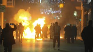 Πάτρα: Την Τρίτη θα απολογηθούν πέντε συλληφθέντες για τα επεισόδια στην πορεία