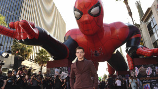 Πώς ο «μεθυσμένος» Τομ Χόλαντ έσωσε τον Spiderman (vid)