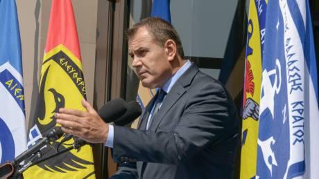 Παναγιωτόπουλος: Δεν μπορεί να μιλάμε για ΜΟΕ και η Άγκυρα να επιδίδεται σε εμπρηστική ρητορική