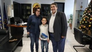 Τάσος Γεραντίδης: Ο 8χρονος «Αϊνστάιν» από την Πέλλα εντυπωσιάζει ακόμη και τους ειδικούς