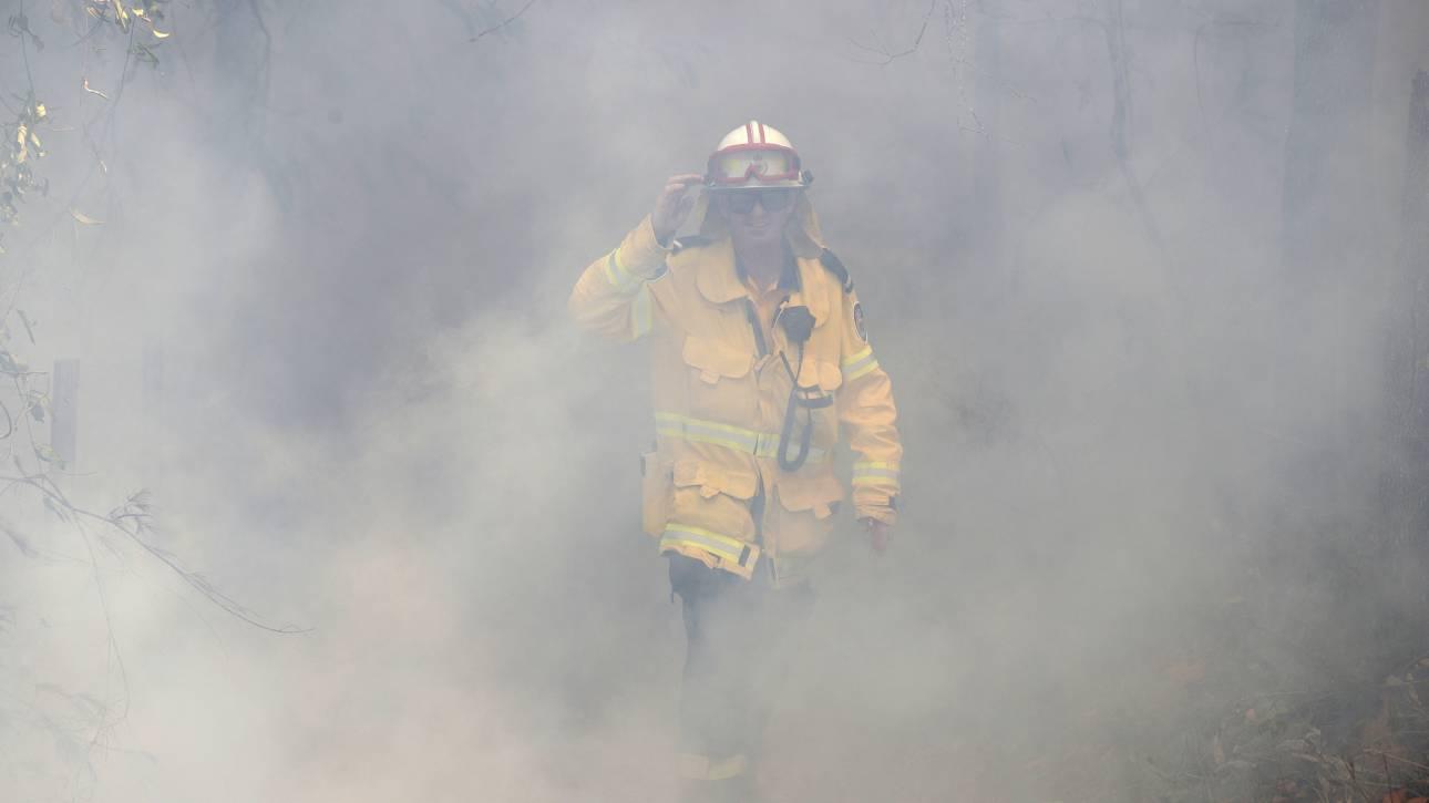 Αυστραλία: Ένα τοξικό νέφος έχει απλωθεί πάνω από την πρωτεύουσα