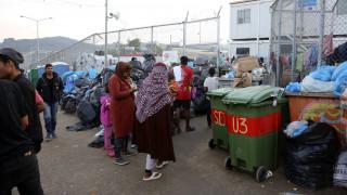 Απεργία στη Μυτιλήνη για το προσφυγικό – Επιχείρηση πειθούς από την κυβέρνηση