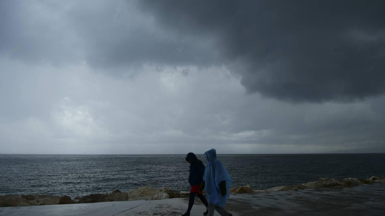 Καιρός: Πού θα σημειωθούν βροχές και καταιγίδες αύριο