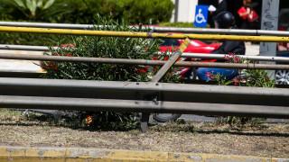 Τροχαίο στη Συγγρού με μοτοσικλετιστή
