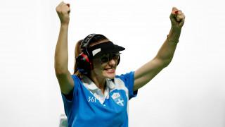 «Χρυσή» με παγκόσμιο ρεκόρ η Κορακάκη στο Βελιγράδι