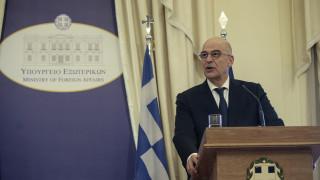 Στο Συμβούλιο Εξωτερικών Υποθέσεων της ΕΕ ο Δένδιας - Θα συζητηθεί το τουρκολυβικό μνημόνιο
