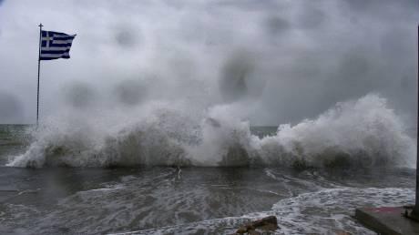Έκτακτο δελτίο επιδείνωσης καιρού από την ΕΜΥ: Καταιγίδες και θυελλώδεις άνεμοι