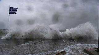 Κακοκαιρία «Διδώ»: Έκτακτο δελτίο καιρού με καταιγίδες και θυελλώδεις ανέμους