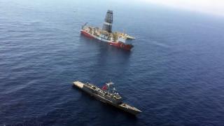Σε πέντε νέες γεωτρήσεις στην Ανατολική Μεσόγειο προχωράει η Τουρκία