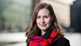 Η νεότερη ηγέτης στον κόσμο: Η 34χρονη Sanna Marin, νέα πρωθυπουργός της Φινλανδίας