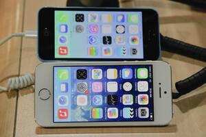 Σε όσες «τρέχουν» με iOS 7 (π.χ. iPhone 5S και 5C)