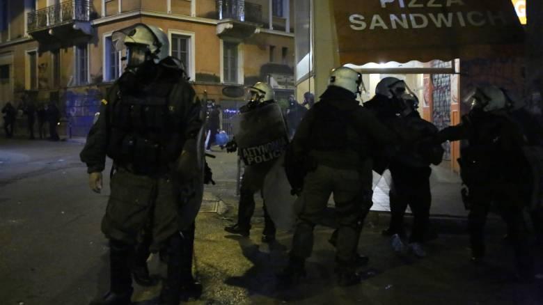 Επέτειος Γρηγορόπουλου: Ελεύθεροι οι συλληφθέντες για τα επεισόδια στα Εξάρχεια