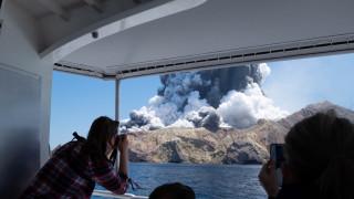 Έκρηξη ηφαιστείου στη Νέα Ζηλανδία: Φόβοι για περισσότερους από 20 νεκρούς