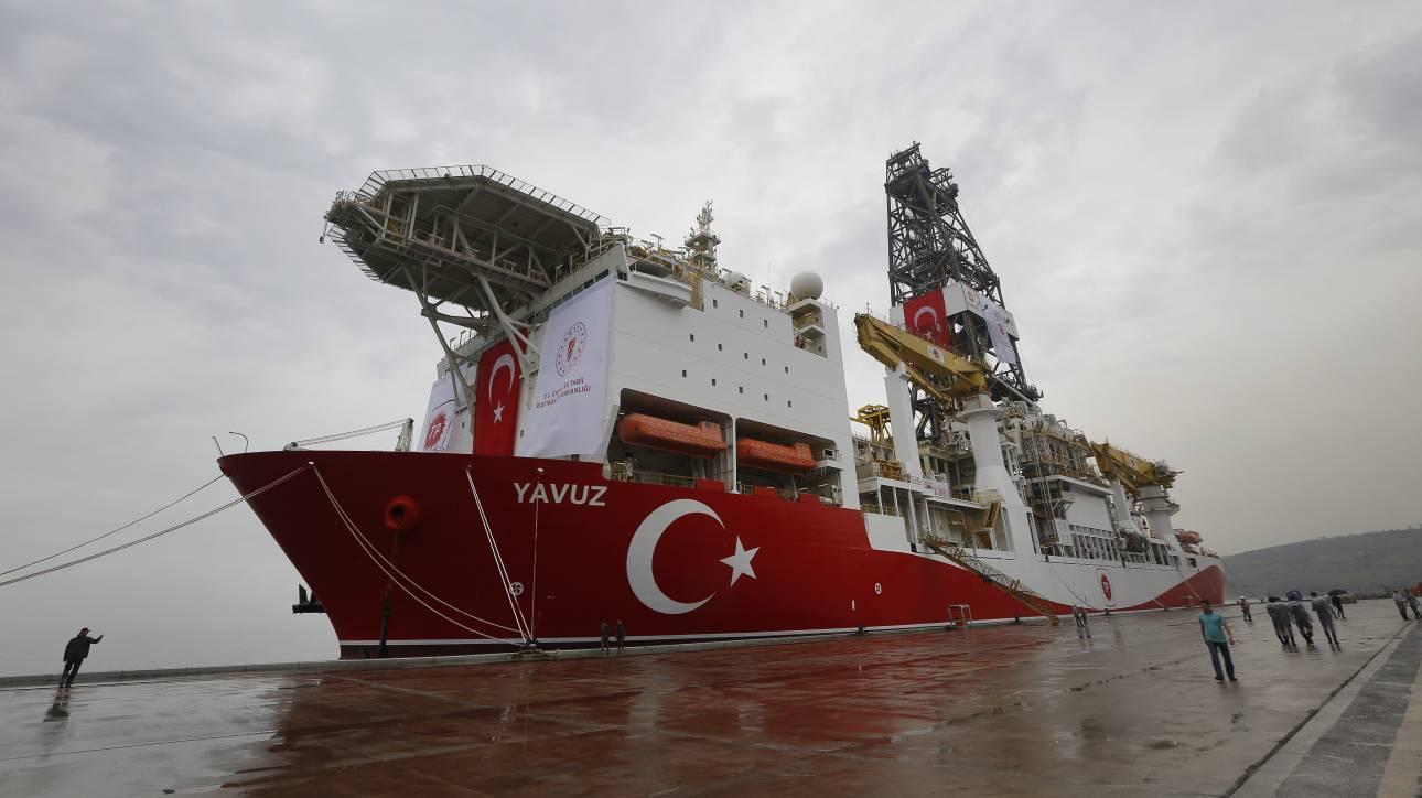 Αρχηγός Ναυτικού Λιβύης: Έχω διαταγή να βυθίσω τα πλοία των Τούρκων