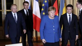 Σύνοδος Κορυφής: Ρωσία και Ουκρανία αναζητούν συμφωνία για την ειρήνη