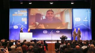 Βραβεία ΠΣΑΤ: Κορυφαίοι αθλητές Τσιτσιπάς και Στεφανίδη