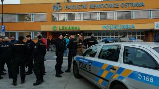 Τσεχία: Ένοπλος άνοιξε πυρ σε νοσοκομείο - Νεκροί και τραυματίες