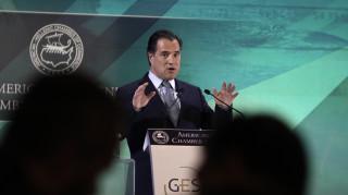 Γεωργιάδης προς Αμερικανούς επενδυτές: Τώρα είναι η ώρα να επενδύσετε