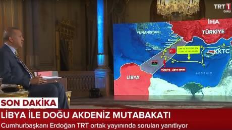 Ερντογάν: Δεν αποκλείει γεωτρήσεις γύρω από την Κρήτη