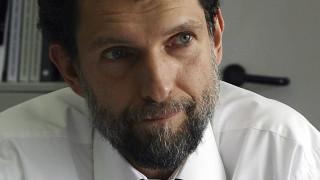 Αποφυλάκιση του ακτιβιστή Οσμάν Καβάλα ζητά το ΕΔΑΔ από την Τουρκία