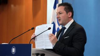 Πέτσας: Δύο επιστολές στον ΟΗΕ για την τουρκική προκλητικότητα