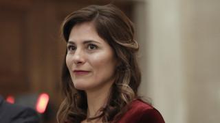 Μπέττυ Μπαζιάνα: Εκλέγεται καθηγήτρια στο Πανεπιστήμιο Θεσσαλίας