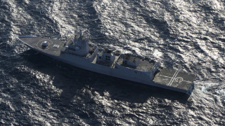 La Repubblica: Η Ιταλία έστειλε φρεγάτα στην Κύπρο