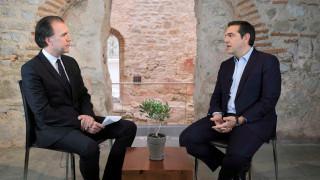 Τσίπρας: Να ζητήσει η κυβέρνηση επιβολή και επέκταση κυρώσεων κατά της Τουρκίας
