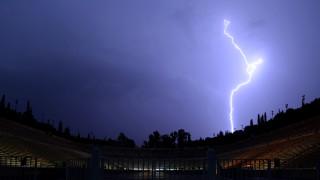 Κακοκαιρία «Διδώ»: Ισχυρές καταιγίδες στην Αττική - Έντονα φαινόμενα και την Τετάρτη
