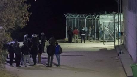 Νέο αιματηρό περιστατικό στο hotspot της Χίου - Αναζητείται ο δράστης
