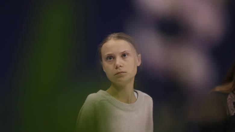 Περιοδικό TIME: Πρόσωπο της χρονιάς η Γκρέτα Τούνμπεργκ