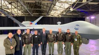 Στην Ελλάδα το πρώτο drone της Πολεμικής Αεροπορίας