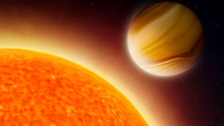 Επιστήμονες ανακάλυψαν υδρατμούς στις ατμόσφαιρες των εξωπλανητών