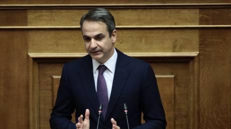 Μητσοτάκης: Δημοκρατική και εθνική νίκη το νομοσχέδιο για την ψήφο των αποδήμων