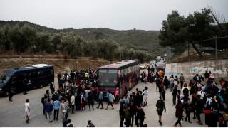 Συνολικά 525 αιτούντες άσυλο έφτασαν στη Μυτιλήνη σε 48 ώρες