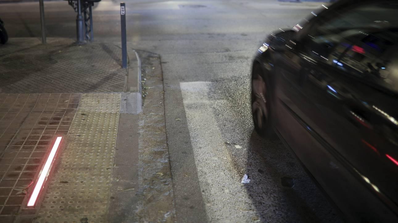 Εκστρατεία της Τροχαίας για σταθμεύσεις που εμποδίζουν πεζούς και ΑΜΕΑ