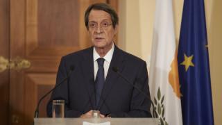 «Καθαρή τοποθέτηση» για τη συμφωνία Τουρκίας - Λιβύης αναμένει ο Αναστασιάδης από την ΕΕ