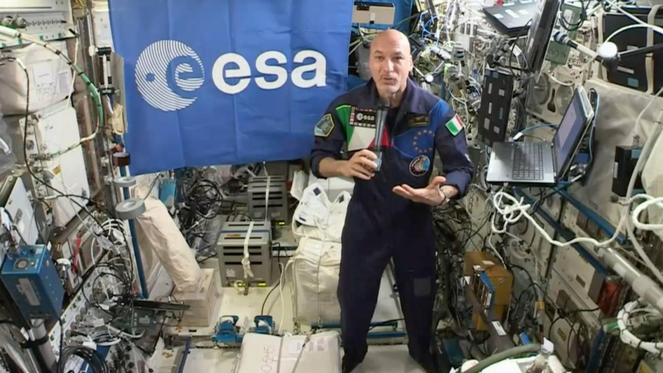 Συγκινητική έκκληση αστροναύτη από το διάστημα: Σώστε τη Γη μας