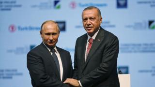 Επικοινωνία Ερντογάν - Πούτιν: Συζήτησαν για Λιβύη, Συρία και διμερείς σχέσεις