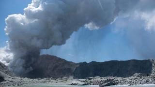 Νέα Ζηλανδία: «Πάγωσαν» οι έρευνες - Φόβοι για νέα έκρηξη ηφαιστείου